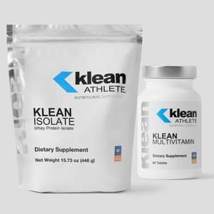 Klean Multivitamin & Klean Isolate Bundle