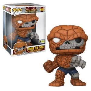 Marvel Zombies The Thing 10-Inch Convention EXC Pop! Vinyl