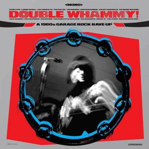 Various Artists - DOUBLE WHAMMY: A 1960s Garage and Folk-Rock Rave-Up 1LP Colour (RSD 2020)