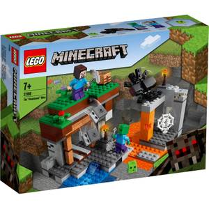 LEGO Minecraft: The Abandoned Mine Building Set (21166)