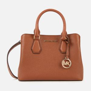 MICHAEL Michael Kors Women's Camille Small Satchel - Luggage