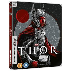 Marvel Studios' Thor - Mondo #45 Exclusiva de Zavvi 4K Ultra HD Steelbook (inluye Blu-ray)