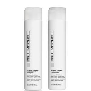 Paul Mitchell Invisiblewear Shampoo and Conditioner Duo (2 x 300ml)