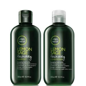 Paul Mitchell Tea Tree Thickening Shampoo and Conditioner (2 x 300ml)