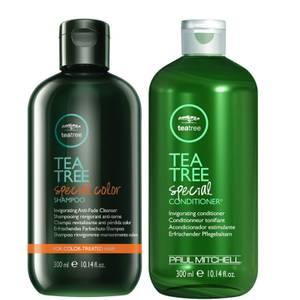 Paul Mitchell Tea Tree Colour Shampoo and Conditioner (2 x 300ml)
