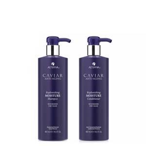 Alterna Caviar Replenishing Moisture Supersize Shampoo and Conditioner