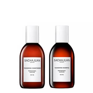 Sachajuan Thickening Shampoo and Conditioner (2 x 250ml)