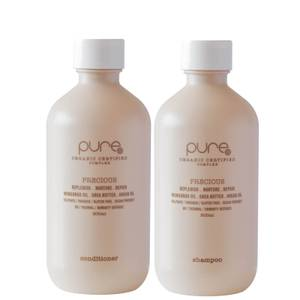 Pure Precious Shampoo and Conditioner (2 x 300ml)