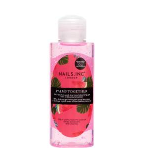 nails inc. Palms Together Cleansing Gel - Watermelon Scent