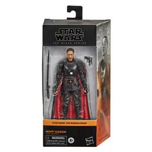 Hasbro Star Wars The Mandalorian Black Series Moff Gideon Action Figure