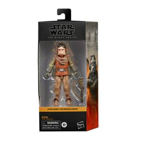 Hasbro Star Wars The Black Series Kuiil Action Figure