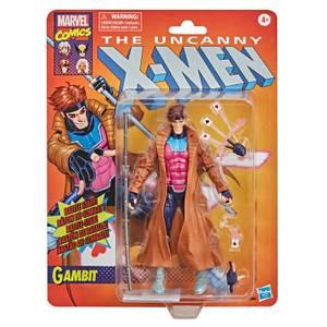 Hasbro Marvel Legends 6-inch Vintage Collection Gambit Figure