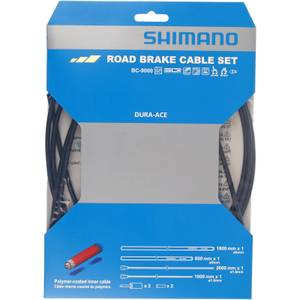 Shimano Dura-Ace Polymer Coated Road Brake Cable Set