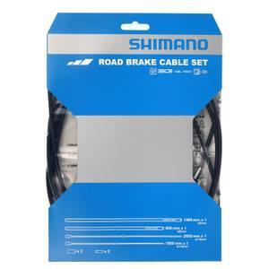 Shimano OPTISLICK Coated Road Brake Cable Set