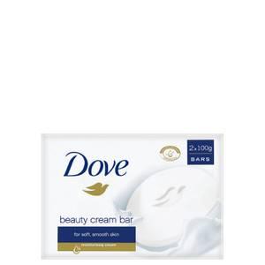 Dove Beauty Bar Cream (2x100g)
