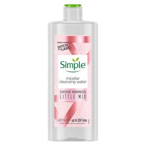 Simple Micellar Water Limited Edition Little Mix 400ml