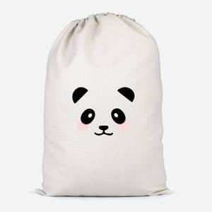 Panda Cotton Storage Bag