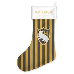 Hufflepuff House Christmas Stocking