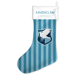 Ravenclaw House Christmas Stocking