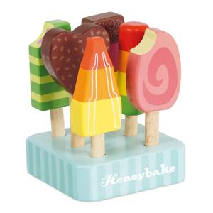 Le Toy Van Honeybake Ice Lollies Set