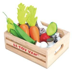Le Toy Van Honeybake 'Five a Day' Vegetables Set