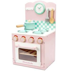 Le Toy Van Honeybake Pink Oven and Hob Set