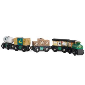 Le Toy Van Great Green Train - Green