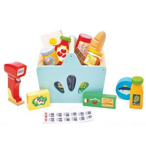 Le Toy Van Honeybake Groceries Set and Scanner