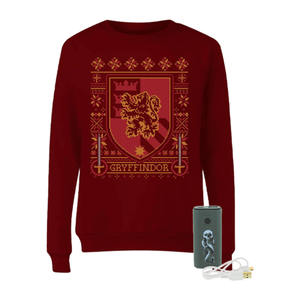 Harry Potter Sweatshirt & Charger Bundle