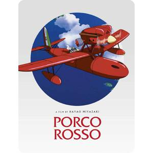 Porco Rosso - Limited Edition Blu-ray Steelbook