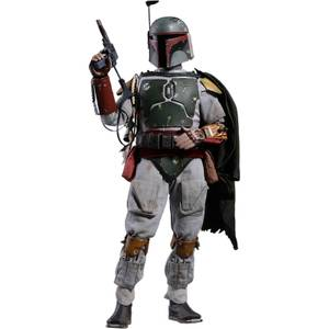 Hot Toys Star Wars: The Empire Strikes Back 40th Anniversary Collection Boba Fett 1/6 Scale Action Figure