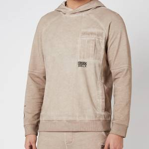 HUGO X Liam Payne Men's Diefer Hoody - Medium Beige