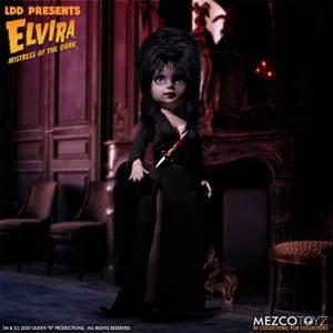 Mezco Living Dead Dolls Presents Elvira Mistress of the Dark