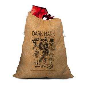 Dark Mark Hessian Santa Sack