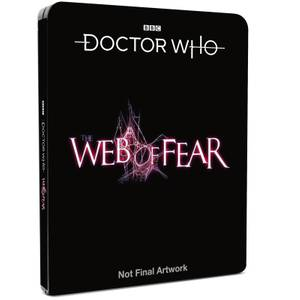 Doctor Who - The Web of Fear - Limited Edition Steelbook