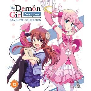 The Demon Girl Next Door Collection