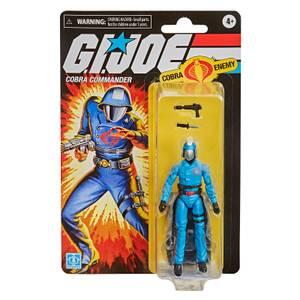 Hasbro G.I. Joe Retro Collection Cobra Commander Action Figure