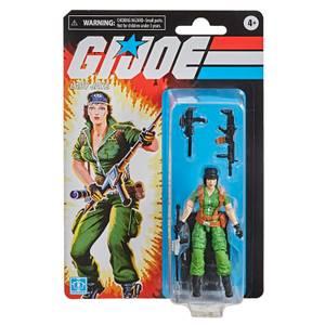 Hasbro G.I. Joe Retro Collection Lady Jaye Action Figure