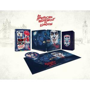 An American Werewolf in London Zavvi Exclusive Blu-ray Steelbook With Rigid Slipcase