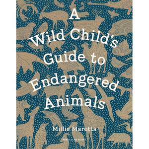 Penguin A Wild Child's Guide to Endangered Animals Book
