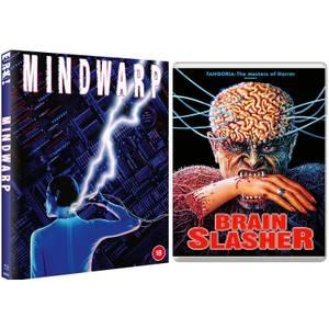Mindwarp [Aka Brain Slasher] (Eureka Classics)