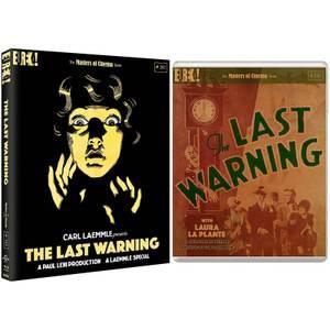 El último aviso (Masters of Cinema)