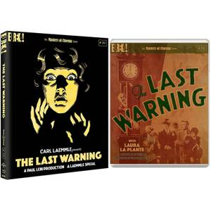 The Last Warning (Masters Of Cinema)