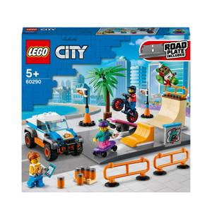 LEGO City: Community Skate Park Building Set (60290)