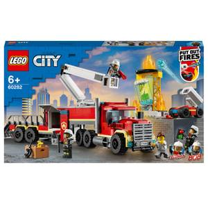 LEGO City Fire: Fire Command Unit (60282)