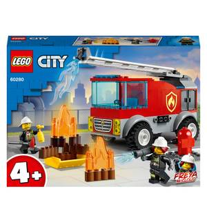 LEGO City Fire: Fire Ladder Truck (60280)