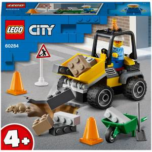 LEGO City: Great Vehicles Roadwork Truck Toy (60284)