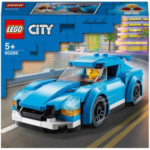LEGO City: Great Vehicles Sports Car Toy (60285)
