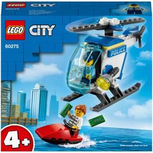 LEGO® City: L'hélicoptère de la police (60275)