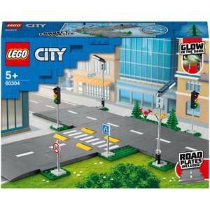 LEGO® City: Intersection à assembler (60304)